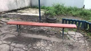 В центре Киева неизвестный подстрелил девушку, которая отдыхала во дворе на лавочке
