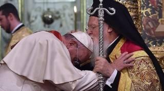 Об унии, агрессии против канонической православной церкви в Украине и Константинопольском патриархате