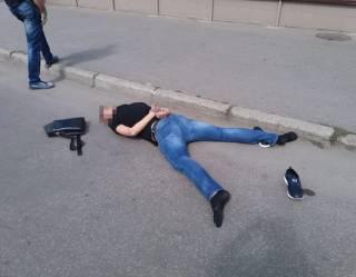 В Харьковской области с боем задержали опасную банду вымогателей, «собиравших» деньги якобы для ветеранов АТО