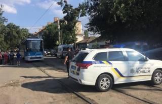 Трагедия в Николаеве: трамвай насмерть сбил пенсионерку