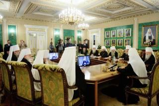 Глава УПЦ Онуфрий не поехал на заседание Синода РПЦ из-за проблем со здоровьем