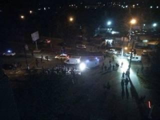 В Черновцах патрульные копы совершили смертельное ДТП