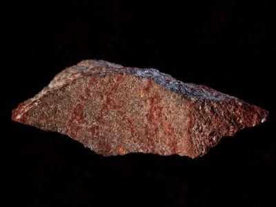 «Хэштег» на камне оказался самым древним рисунком в мире