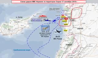Россия признала, что самолет над Средиземным морем сбили сирийцы из российского оружия. Но виноват во всем Израиль