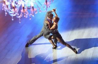 Безупречное танго: Оксана Марченко и Дмитрий Чаплин продолжают удивлять и восхищать