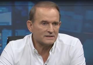 Ляшенко: Формат интервью Медведчука для Newsone — это уровень государственного деятеля