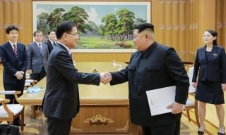 КНДР и Южная Корея привели Трампа в восторг, подписав очередное историческое соглашение