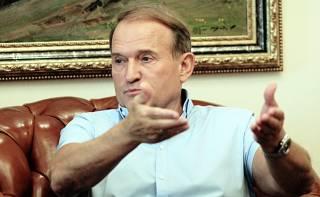 Медведчук связал отсутствие прогресса по Сенцову и Сущенко с ликвидацией Захарченко