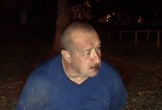 В Киеве пьяный дебошир избил женщину-врача и бросался на патрульных