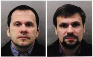 СМИ обнаружили связь между подозреваемыми в отравлении Скрипалей и референдумом по Украине