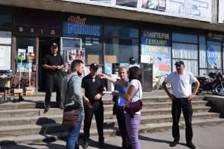 На Тернопольщине бизнесмен ударил журналиста из-за дискуссии о первой в городе общественной уборной