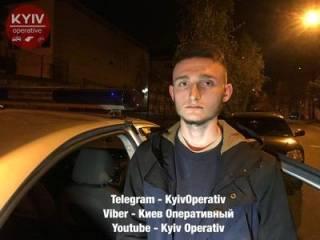 В Киеве у посольства Индии задержали очень «мутного» гражданина