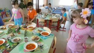 В киевском садике ребенок проглотил проволоку, попавшуюся ему в супе