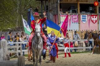 Под Киевом пройдет уникальный фестиваль каскадеров