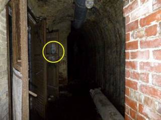 В Англии найден бункер с привидениями