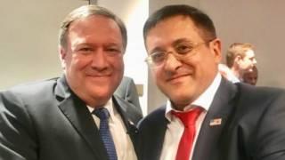 Госсекретарь США Майк Помпео сравнил режим Хаменеи с мафией - Али Реза Резазаде