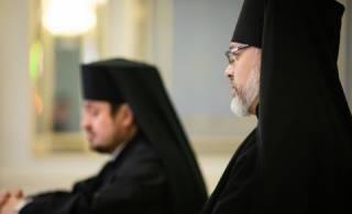 Синод УПЦ призывает экзархов Константинопольского Патриархата уехать из Украины