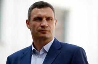 Кличко заявил, что Крещатик тоже «устал»