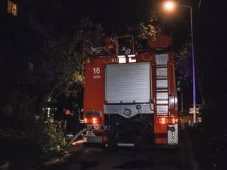 В Киеве заживо сгорел мужчина. Не обошлось без «боярышника»