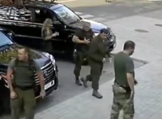 Российские СМИ показали ликвидацию Захарченко