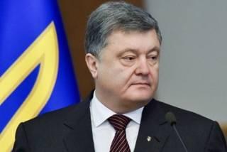 На Порошенко подали в суд из-за автокефалии