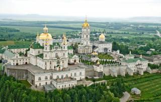 Наместник Почаевской лавры просит верующих УПЦ, в случае нападения, защитить монастырь