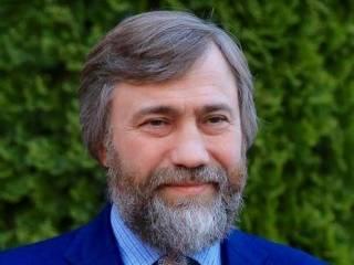 Новинский возглавил Партию мира