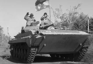 «Горные эдельвейсы» на Донбассе