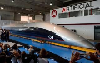 Наконец-то стало известно, как выглядит пассажирская капсула Hyperloop. Появилось видео