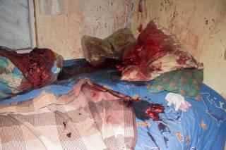 «Вся комната была заляпана кровью»: в ромском таборе в Киеве произошло жестокое убийство