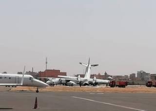 В Судане столкнулись два украинских самолета-гиганта