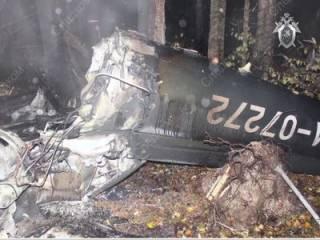 В авиакатастрофе погиб прокурор по делу Скрипалей