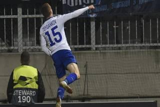Лига Европы: «Динамо» повторило «подвиг» «Шахтера», «Ворскла» кусает локти после матча со «Спортингом»