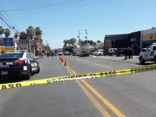 Кровавая бойня в Мексике: погибли пять копов