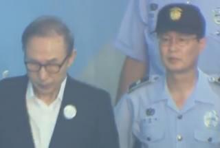 В Южной Корее бросили за решетку уже второго экс-президента за год
