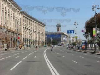 На выходных почти половину Киева перекроют для транспорта: опубликован список улиц