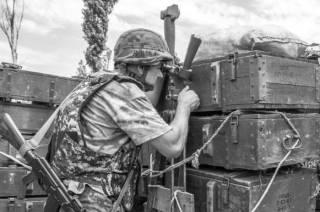 Донецкая осень батальона «Днепр-1»
