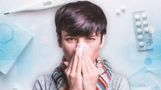 В Киеве растет количество заболевших гриппом. И это только начало