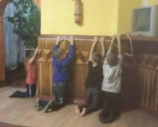 В санатории на Хмельнитчине воспитатель избивал детей ногами