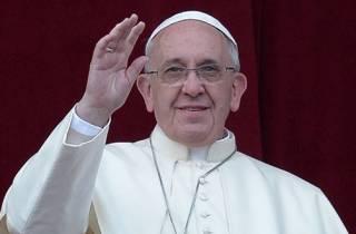 Южная Корея согласилась помочь Ким Чен Ыну заманить Папу Римского в КНДР