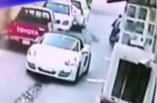 Появилось видео жестокого убийства «королевы красоты» в Багдаде