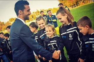 Лучший футбольный клуб планеты начнет искать будущих звезд среди украинских малышей