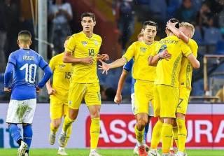 Италия–Украина: ничья с позиции скорости