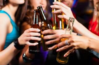 Как оказалось, молодежь во всем мире стала существенно меньше выпивать
