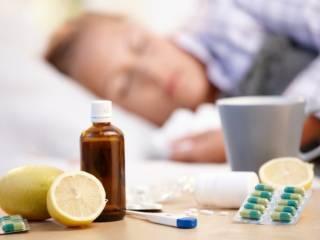За неделю в Украине гриппом заболели почти 150 тысяч человек. Большинство — дети