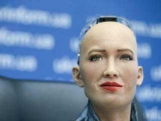 В Киев в чемоданах привезли самую умную в мире «искусственную бабу»