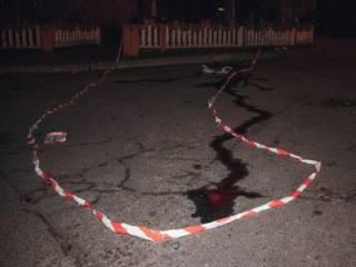 На Борщаговке с одного удара убили человека