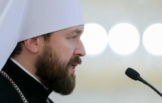 РПЦ заявляет о сговоре против канонического православия в Украине и прогнозирует всплеск насилия и беззакония