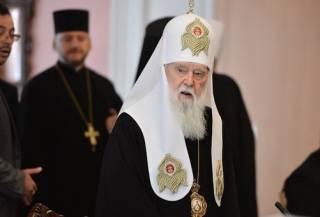 Снятие анафемы с Филарета: Константинополь обвинили в «превышении полномочий»