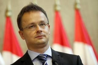 Глава МИД Венгрии назвал власти Украины «диктаторскими»